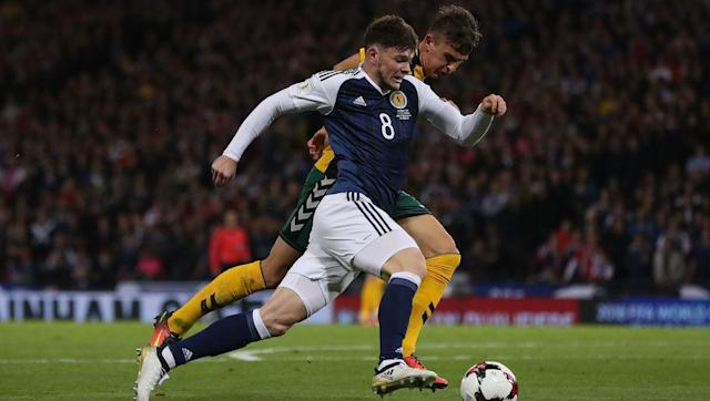 <p>The emerging talent of Scottish 20-year-old has gone unnoticed by many football pundits. Signed from Nottingham Forrest by the Bavarian-bothering RB Leipzig in 2016, Burke became the most expensive Scottish player in history; costing £13 million.</p> <br><p>Burke is similar to Gareth Bale in terms of his fearless running down the wing, cutting inside to great effect. He is blessed with pace as well as strength, capable of intelligent hold-up play.</p> <br><p>The tenacious winger's talents will only improve with the further experience of the Bundesliga and the Champions League.</p>