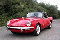 <p>The Spitfire was the quintessential British roadster: good-looking and lightweight, totally fun to drive—and a total headache to maintain.</p>