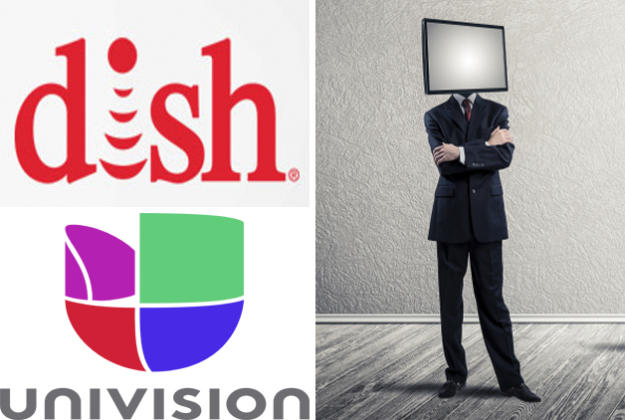 Univision Vs Dish Networks Carriage Dispute Escalates As Univision