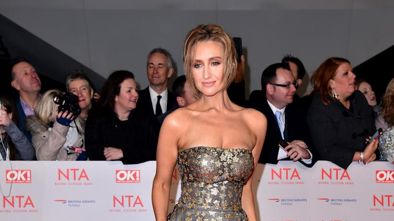 Soap actress Catherine Tyldesley