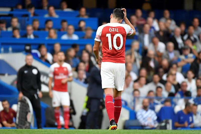 Arsenal 3 West Ham 1 match analysis: Mesut Ozil was missed as Gunners pile more misery on Manuel Pellegrini