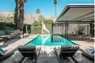 """<p><strong>Sleeps: </strong>8</p><p><strong>Bedrooms: </strong>4</p><p><strong>Why We Love It: </strong>Arthur Elrod was known as the 'design king of the desert.' This home, located not too far from Elrod House, looks exactly like it did in the '60s. This is for the couple looking for an authentic midcentury modern escape—with the best mountain views to boot.</p><p><a class=""""link rapid-noclick-resp"""" href=""""https://go.redirectingat.com?id=74968X1596630&url=https%3A%2F%2Fwww.airbnb.com%2Fluxury%2Flisting%2F20472368%3Fsource_impression_id%3Dp3_1604956290_LszhODGnWMuWtWb7%26guests%3D1%26adults%3D1&sref=https%3A%2F%2Fwww.harpersbazaar.com%2Fwedding%2Fplanning%2Fg34670031%2Fbest-north-american-airbnbs-for-weddings%2F"""" rel=""""nofollow noopener"""" target=""""_blank"""" data-ylk=""""slk:BOOK"""">BOOK</a> </p>"""