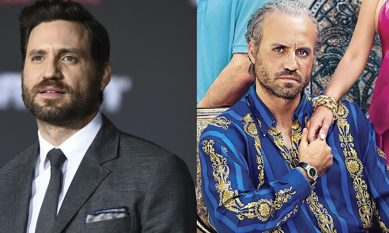 <p>Edgar Ramirez becomes Gianni Versace in <em>American Crime Story: The Assassination of Gianni Versace</em>. </p>
