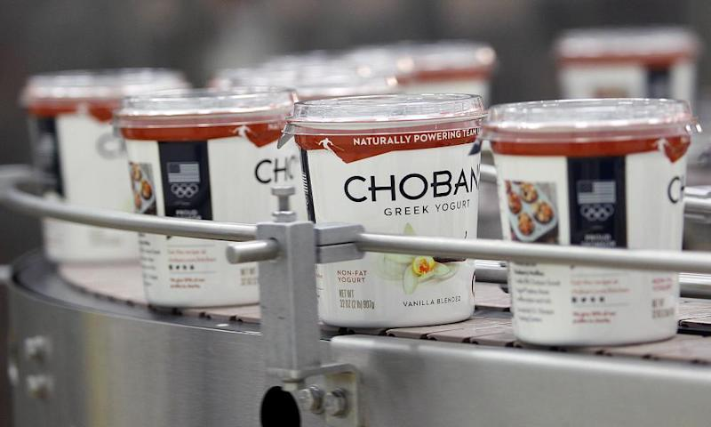 Alex Jones retracted previous stories and tweets about Chobani and said he regretted them.