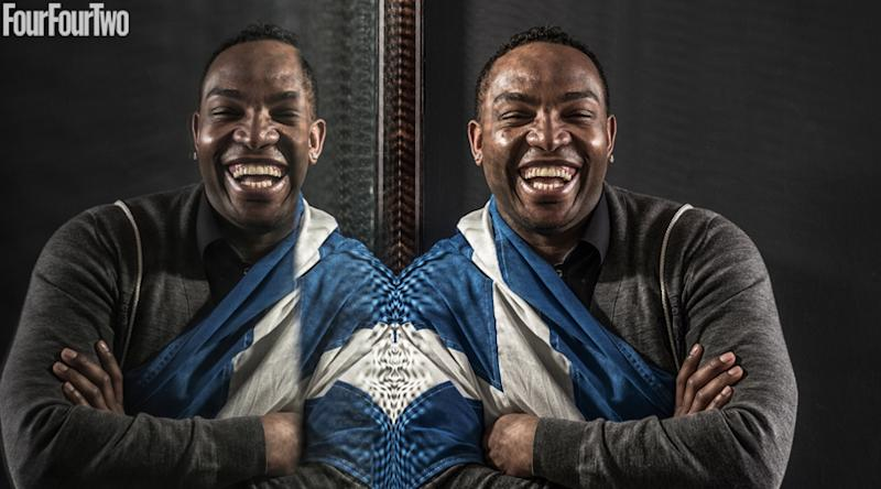 "Benni McCarthy, One-on-One: ""I was heartbroken to score twice against Man United – and Mourinho hammered me for it"""