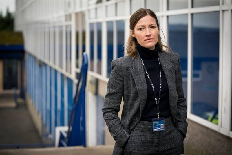 Kelly Macdonald in Line of Duty (Credit: BBC)