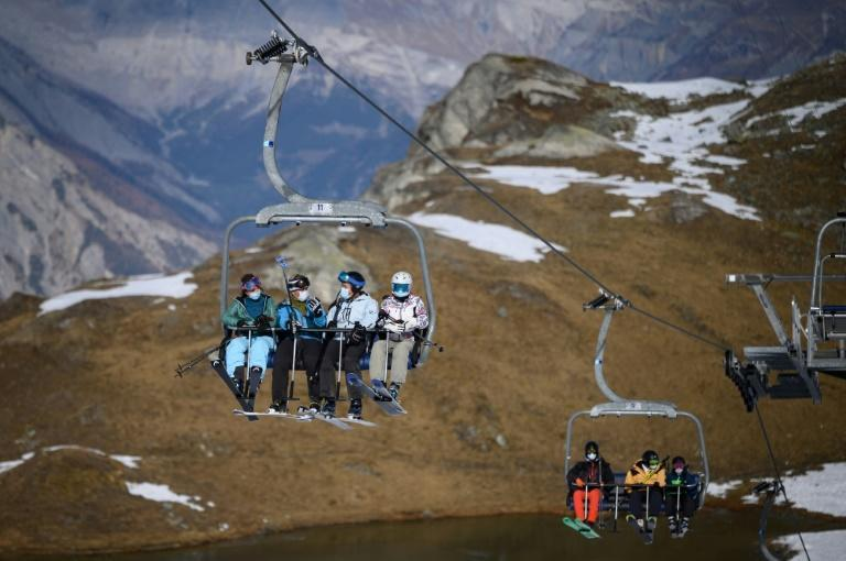 Even with the resorts open, the outlook for Switzerland's ski and tourism sector remains dim