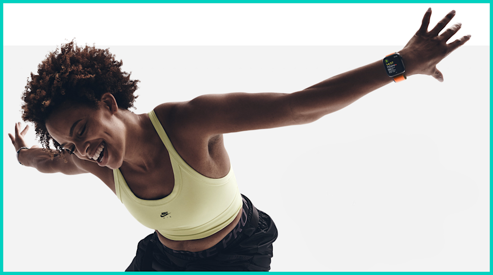 Your journey to a healthier you starts right here! (Photo: Apple)