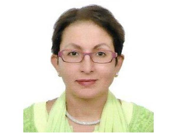Late Dr Anju Kumar, Charge d' Affaires in the Embassy of India, Germany. Photo Courtesy: Twitter/Arindam Bagchi