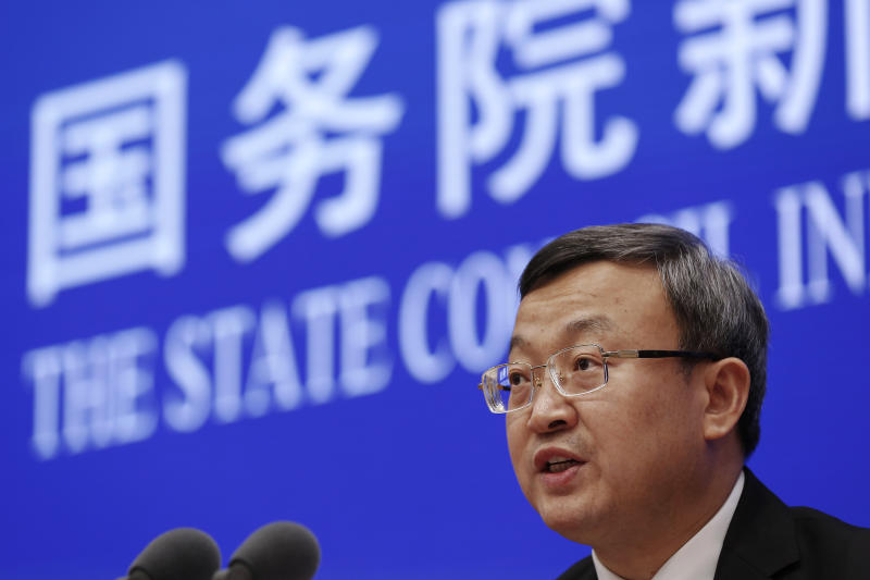China to issue white paper on trade talks with USA on Sunday
