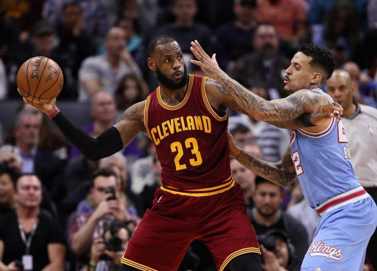Griffin has given LeBron James the pieces necessary to succeed. (Getty Images)