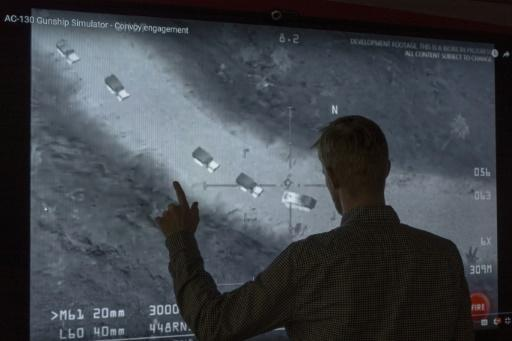 <p>Russia posts videogame image as 'proof' US helps IS: monitor</p>