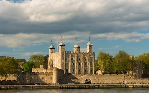Tower of London - Credit: Tetra Images