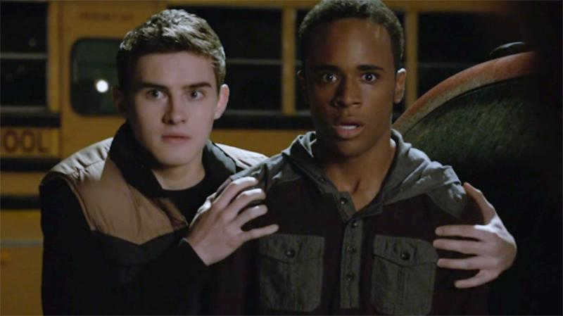 <p>The idea of inclusion on <em>Teen Wolf</em> has always been something for which we strive. We've heard from fans that how being gay is treated so nonchalantly in the world of <em>Teen Wolf</em> has been something they've loved most about the show. (Credit: MTV) </p>