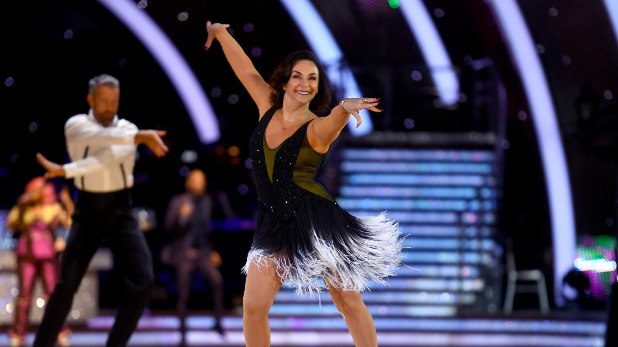 Shirley Ballas shows no signs of slowing down on the dancefloor. (Dave J Hogan/Getty Images)