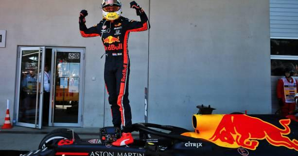 F1 - Mercedes - James Allison : « Max Verstappen sera un grand rival »