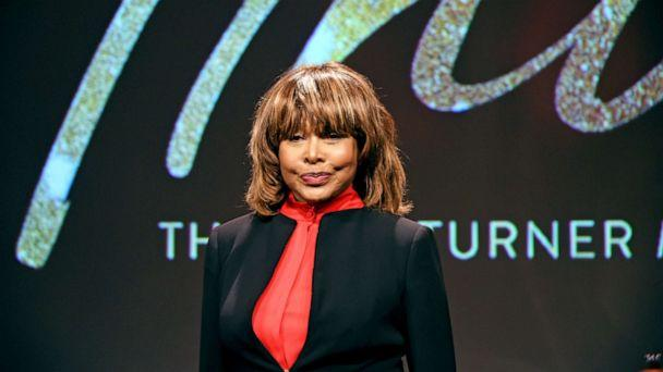 PHOTO: Tina Turner poses at a photocall for 'Tina: The Tina Turner Musical' at The Hospital Club, Oct. 17, 2017, in London. (Dave Benett/Getty Images, FILE)