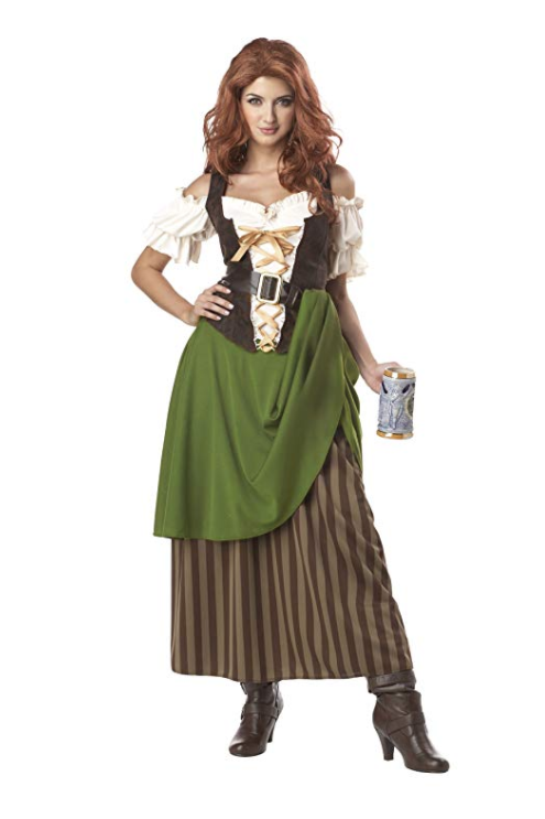 """<p><strong>California Costumes</strong></p><p>amazon.com</p><p><strong>$36.50</strong></p><p><a href=""""http://www.amazon.com/dp/B004UULOLU/?tag=syn-yahoo-20&ascsubtag=%5Bartid%7C10050.g.22985658%5Bsrc%7Cyahoo-us"""" rel=""""nofollow noopener"""" target=""""_blank"""" data-ylk=""""slk:Shop Now"""" class=""""link rapid-noclick-resp"""">Shop Now</a></p><p>The best accessory to go with this getup? A <a href=""""https://www.countryliving.com/food-drinks/g2640/halloween-cocktails/"""" rel=""""nofollow noopener"""" target=""""_blank"""" data-ylk=""""slk:Halloween cocktail"""" class=""""link rapid-noclick-resp"""">Halloween cocktail</a>!</p>"""