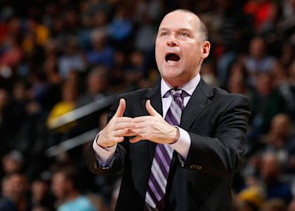 Michael Malone went 39-67 while coaching the Kings. (Getty)