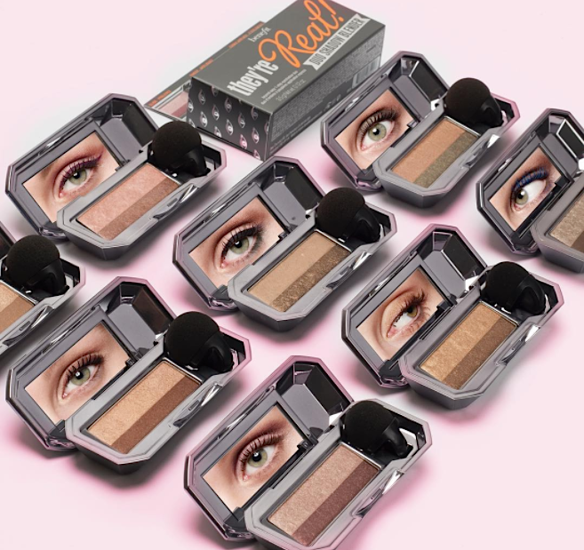 Benefit Cosmetics Added More Shades To Their Duo Eyeshadow