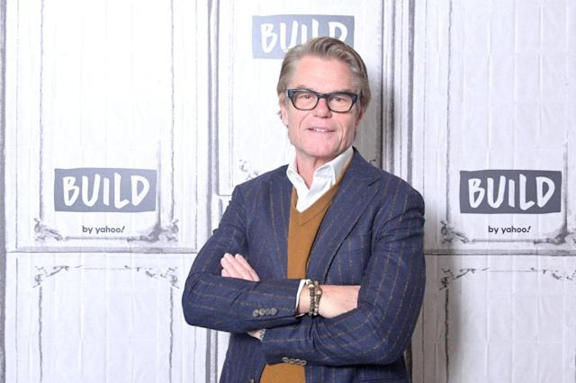 Harry Hamlin says his had a strange audition for <em>Raiders of the Lost Ark</em>. (Photo: Michael Loccisano/Getty Images)