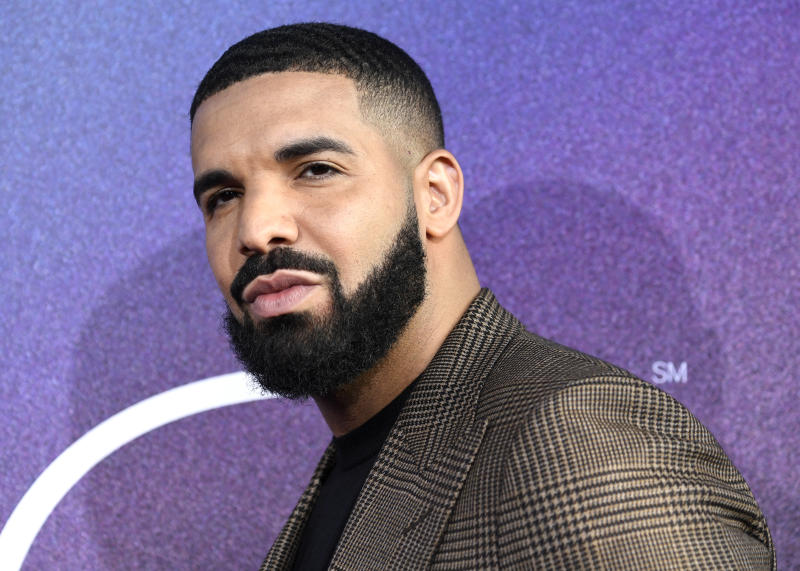 """LOS ANGELES, CALIFORNIA - JUNE 04: Drake attends the LA Premiere Of HBO's """"Euphoria"""" at The Cinerama Dome on June 04, 2019 in Los Angeles, California. (Photo by Frazer Harrison/Getty Images)"""