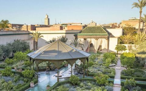 Le Jardin Secret, Marrakech