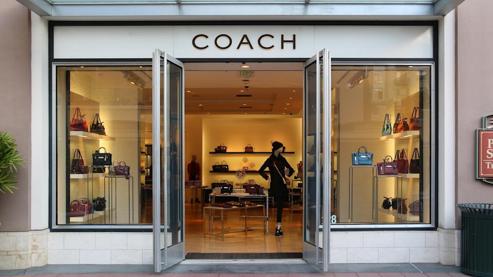 Pasadena, California, USA - November 15, 2015: Coach, Inc.