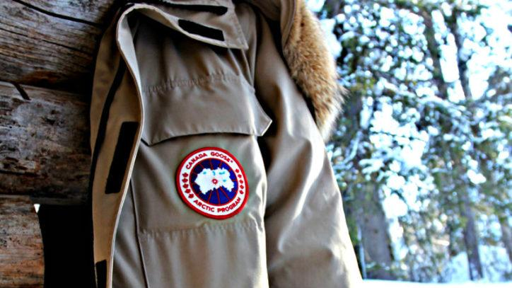 buy canada goose on finance