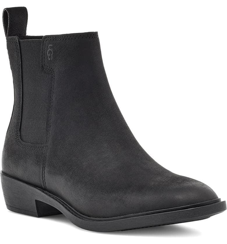 <p><span>UGG Emmeth Waterproof Chelsea Boot</span> ($100, originally $150)</p>