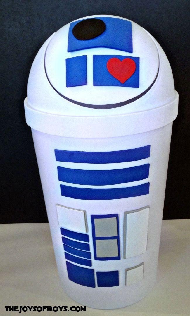"""<p><em>Star Wars</em> fans will go wild for this adorable R2D2 that'll look great in your child's bedroom after the holiday! </p><p><strong>Get the tutorial at </strong><a href=""""https://thejoysofboys.com/r2d2-valentine-box/"""" rel=""""nofollow noopener"""" target=""""_blank"""" data-ylk=""""slk:The Joys of Boys."""" class=""""link rapid-noclick-resp""""><strong>The Joys of Boys.</strong></a></p><p><a class=""""link rapid-noclick-resp"""" href=""""https://www.amazon.com/Creativity-Street-CK-4309-Wonderfoam-Assorted/dp/B000F8R0CI/?tag=syn-yahoo-20&ascsubtag=%5Bartid%7C2164.g.35119968%5Bsrc%7Cyahoo-us"""" rel=""""nofollow noopener"""" target=""""_blank"""" data-ylk=""""slk:SHOP PEEL AND STICK CRAFT FOAM"""">SHOP PEEL AND STICK CRAFT FOAM</a></p>"""