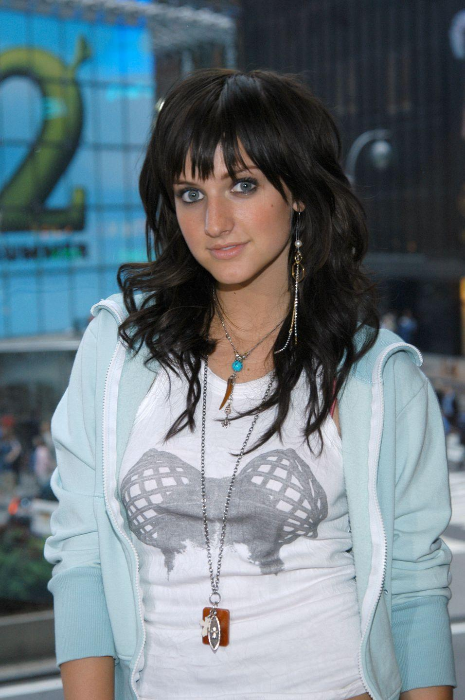 <p>Speaking of the Simpsons, the success of her older sister Jessica prompted Ashlee to join the reality TV front in 2004. <em>The Ashlee Simpson Show</em> documented her journey to becoming a pop star in her own right. The series lasted several seasons and served as the perfect soundboard for Ashlee to come out from underneath her sister's shadow.</p>