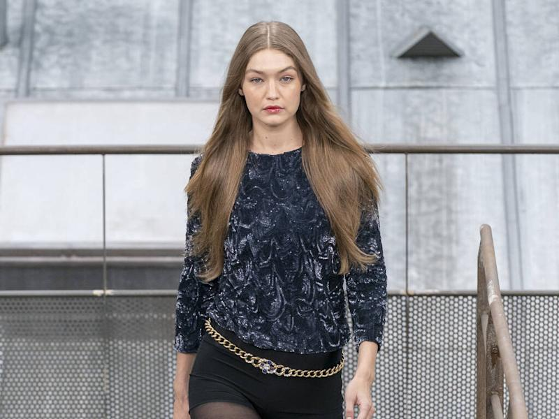 Chanel prankster: 'Gigi Hadid was quite aggressive'
