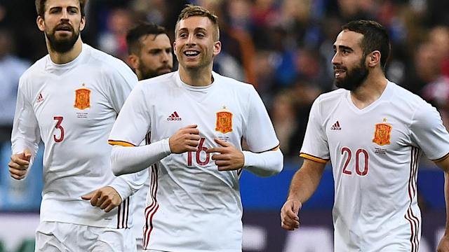 France's game with Spain marked yet another successful outing for a video referee, with one goal correctly ruled out, and one correctly awarded
