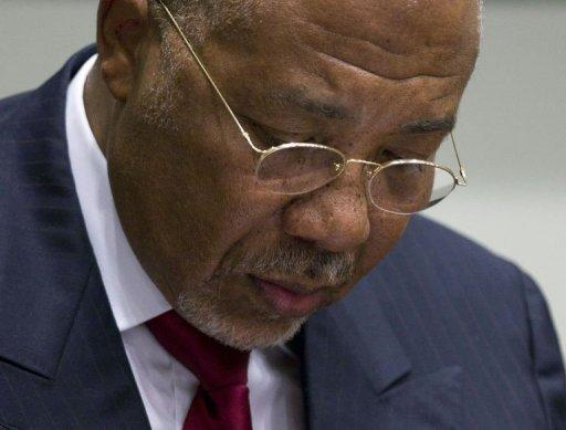 Charles Taylor was found guilty of 11 counts of war crimes and crimes against humanity