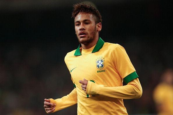 Neymar is destined to shine in the World Cup hosted by his country