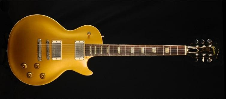 Duane Allman notably played the gold-topped guitar on the first two albums of the Allman Brothers.