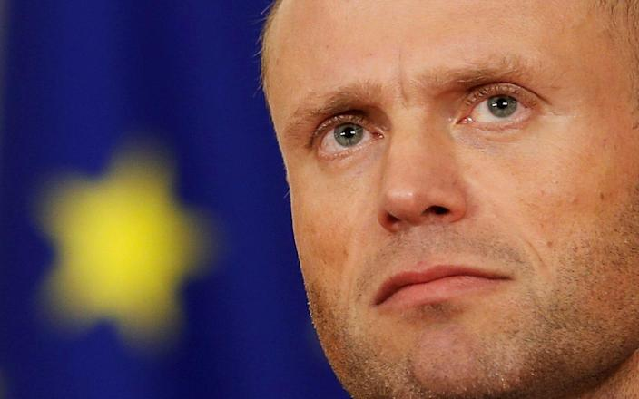 Malta's prime minister, Joseph Muscat, will step down in January - REUTERS