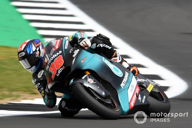 "Bradley Smith, SIC Racing Team <span class=""copyright"">Gold and Goose / LAT Images</span>"