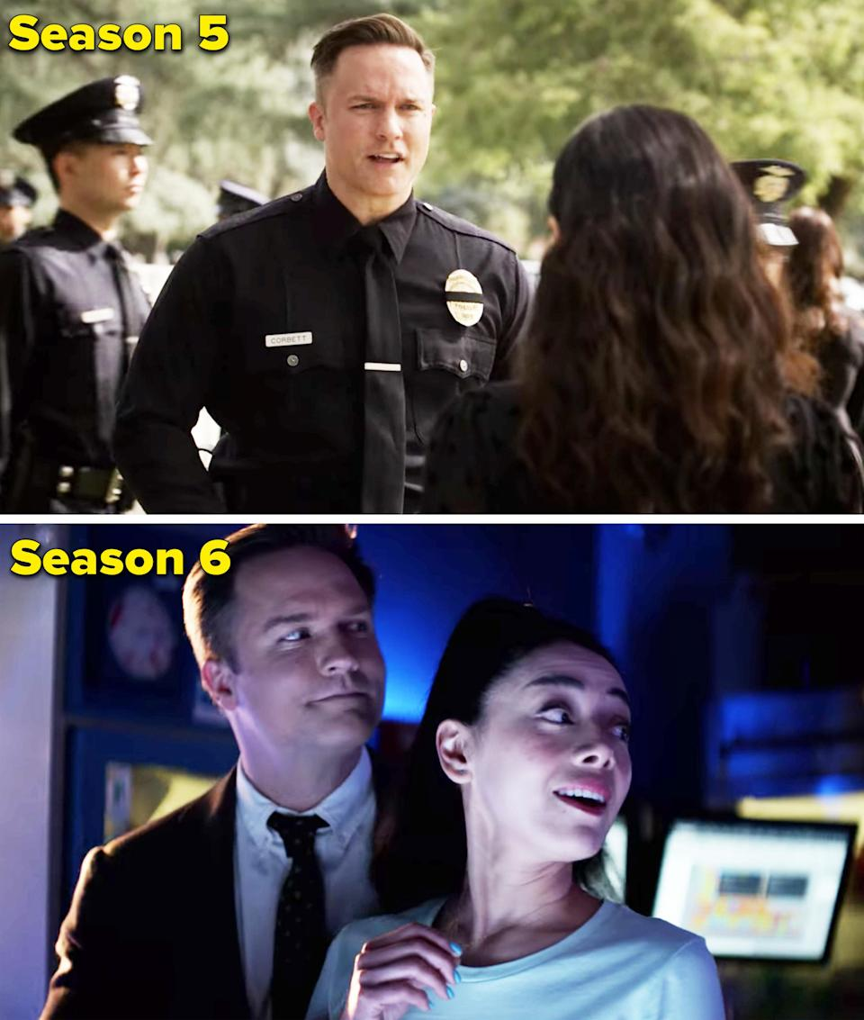 Scott first appeared as Carol at the end ofLuciferSeason 5, and he went on to reprise his role throughout the final season. Even though he only appeared in nine episodes total, Carol became such an important character, especially for Ella.