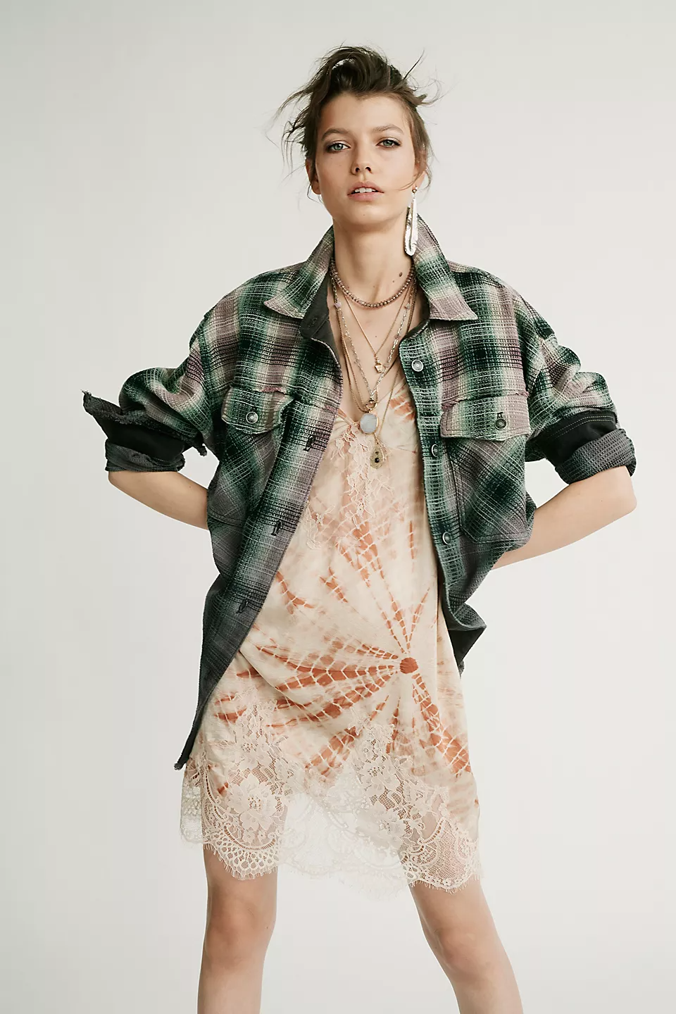 """<br><br><strong>We The Free</strong> Anneli Plaid Shirt Jacket, $, available at <a href=""""https://go.skimresources.com/?id=30283X879131&url=https%3A%2F%2Fwww.freepeople.com%2Fshop%2Fanneli-plaid-shirt-jacket%2F"""" rel=""""nofollow noopener"""" target=""""_blank"""" data-ylk=""""slk:Free People"""" class=""""link rapid-noclick-resp"""">Free People</a>"""