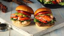 Wendy's Japan is offering lobster and caviar sandwiches and salads for a limited time.