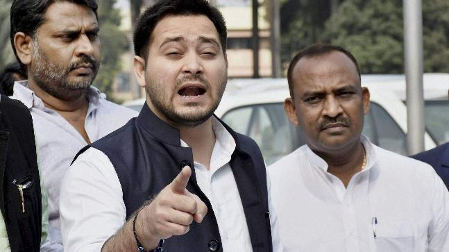 Hitting out at PM Modi and Nitish Kumar, Tejaswi Yadav said that they were perhaps the only two politicians in the country who took help of PR agencies like Cambridge Analytica to create hype around there non-existent work.