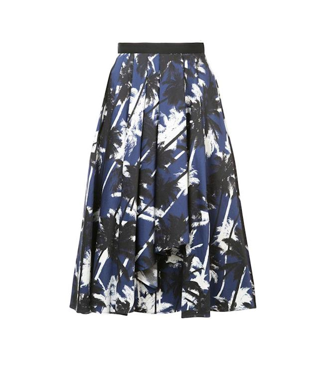 "<p>Jason Wu Palm Print Midi Skirt, $795, <a href=""https://www.farfetch.com/shopping/women/jason-wu-palm-print-midi-skirt-item-12209161.aspx?fsb=1&storeid=9872&utm_source=polyvore.com&utm_medium=affiliate&utm_campaign=ZALUS_desktop"" rel=""nofollow noopener"" target=""_blank"" data-ylk=""slk:farfetch.com"" class=""link rapid-noclick-resp"">farfetch.com</a><br>(Data: Long Tall Sally, Instagram) </p>"