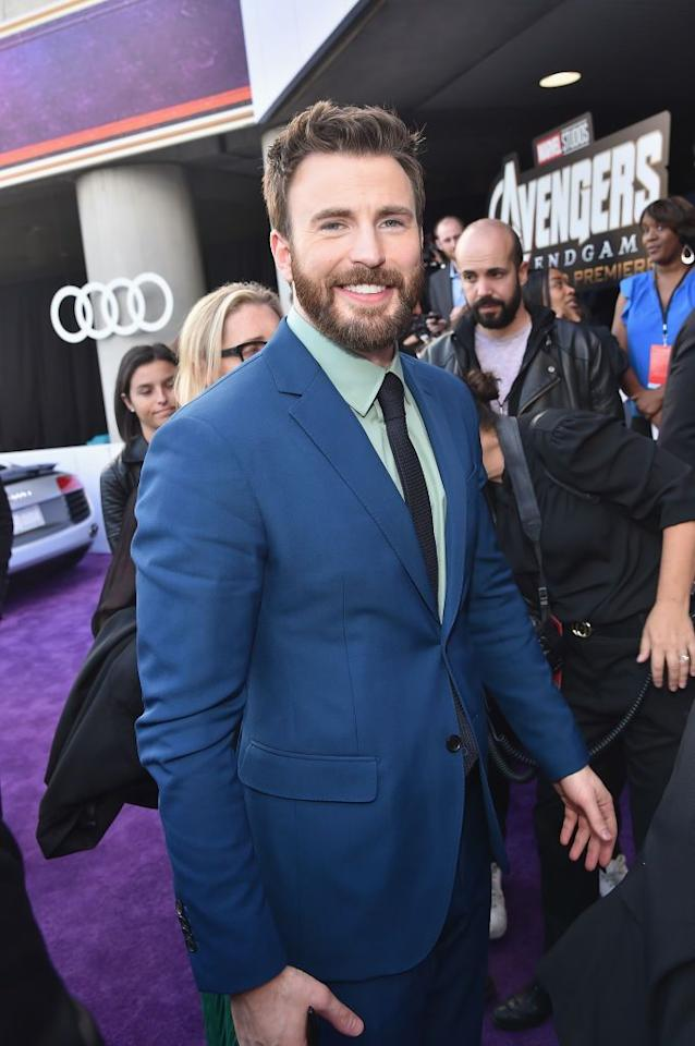 """<p>Evans, a.k.a Captain America, makes his liberal-leaning political values <a href=""""https://twitter.com/chrisevans/status/1076716790485528576?lang=en"""" target=""""_blank"""">known on Twitter</a> and is an outspoken critic of President Trump. He met with Democratic senators in February (for unknown reasons) and he's <a href=""""https://www.bustle.com/p/chris-evans-new-political-website-will-examine-issues-in-a-unique-way-17017220"""" target=""""_blank"""">launching a bipartisan political website</a> said to be called """"A Starting Point.""""</p>"""