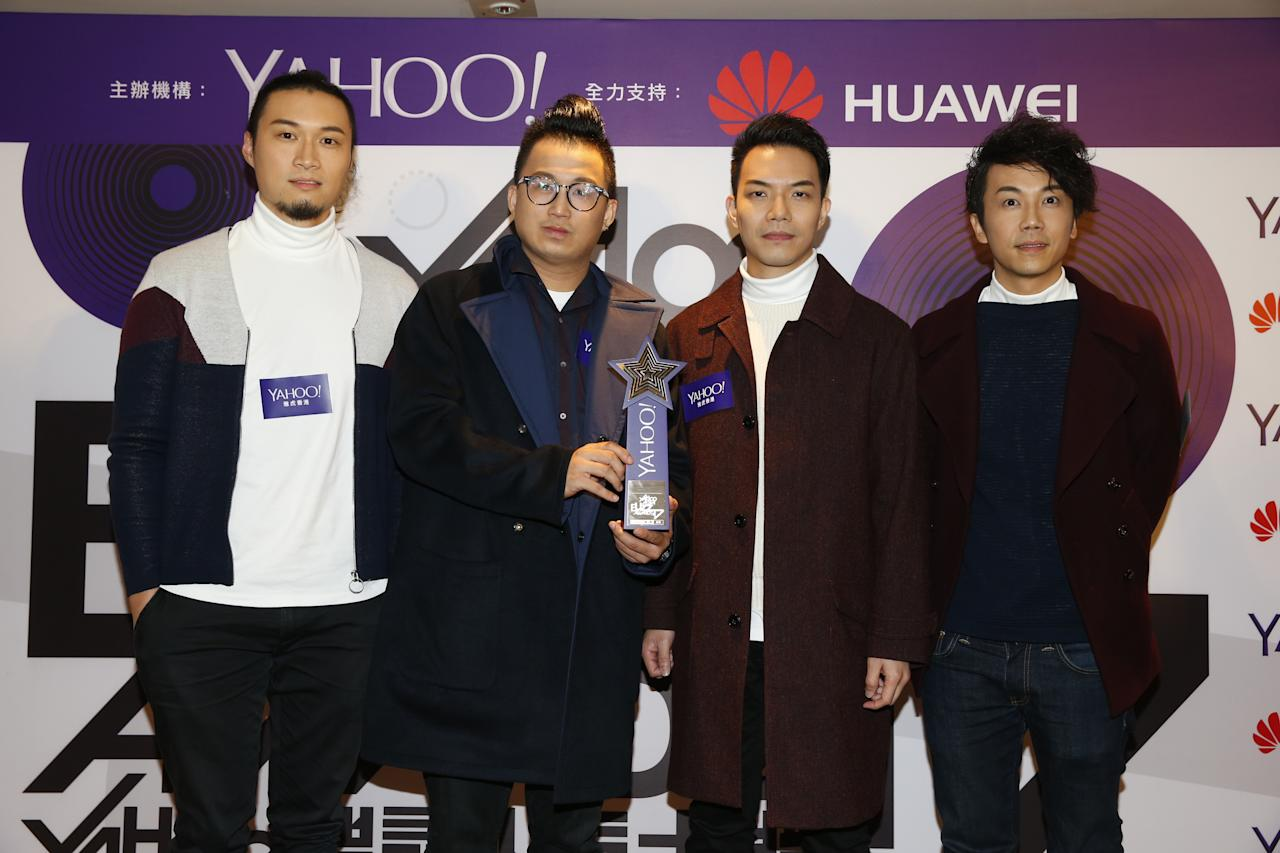 <p>ToNick wins Top Buzz Song at the Yahoo Asia Buzz Awards 2017 in Hong Kong on Wednesday (6 December).</p>