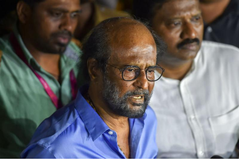 'If 10 Parties Come Against One, Which is Stronger?' Rajinikanth's Take on Grand Alliance Against BJP