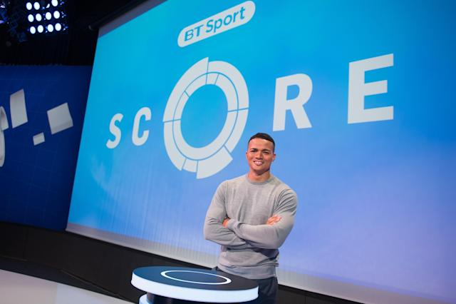 Exclusive: Jermaine Jenas speaks to Yahoo Sports