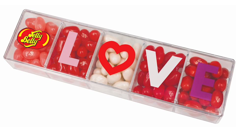 Valentine's gifts for kids: Jelly Belly Love Beans