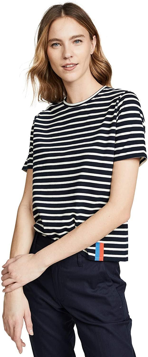 <p>It maybe simple but this <span>Kule Women's Modern Tee</span> ($68) is anything but basic.</p>